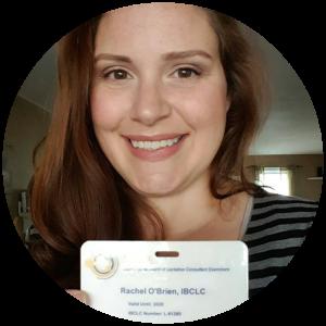 Rachel O'Brien, lactation consultant ibclc