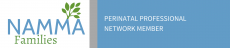Rachel is a proud nember of the NAMMA Families Perinatal Professionals Network